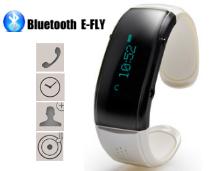 第三代藍芽免持通話震動手鐲E-FLY3