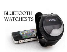 藍芽震動提醒撥號手錶TS
