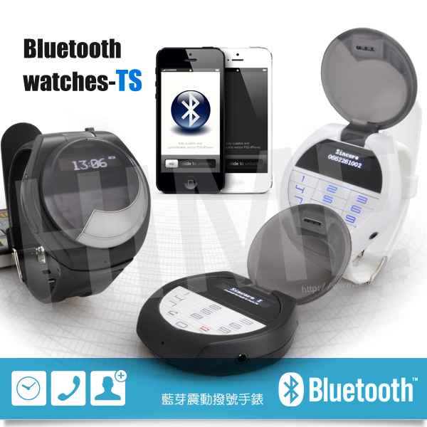 bluetooth watches TS-34