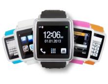 Future觸控式藍芽手錶